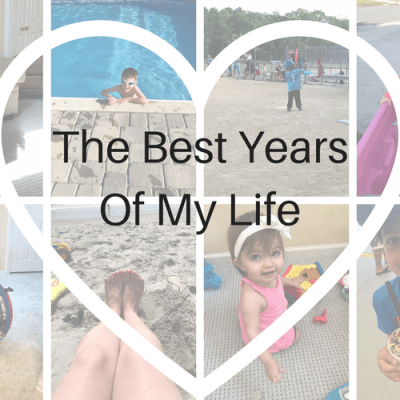 The Best Years of My Life