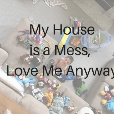 My House is a Mess, Love Me Anyway