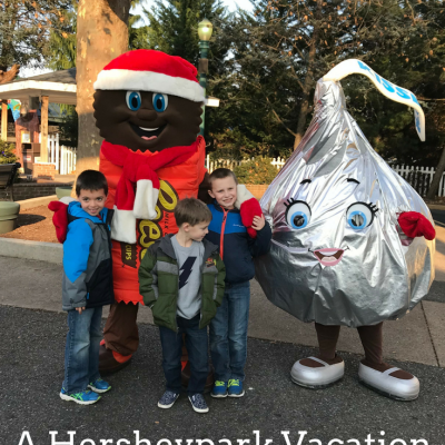 Plan a Hersheypark Vacation, Instead of a Birthday Party