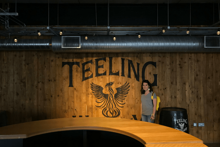 Teelings Whiskey Distillary