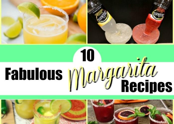 10 Fabulous Margaritas for National Margarita Day