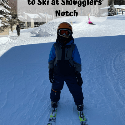 Snow Sport University Learning to Ski at Smugglers' Notch