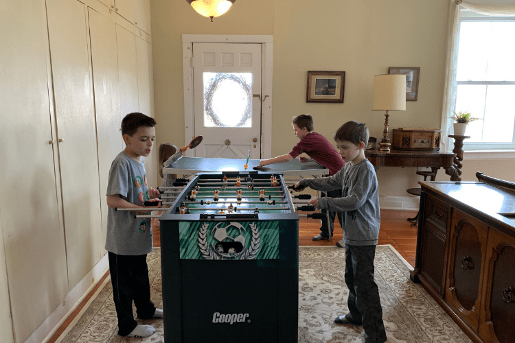 what to do at blind buck valley farmstead