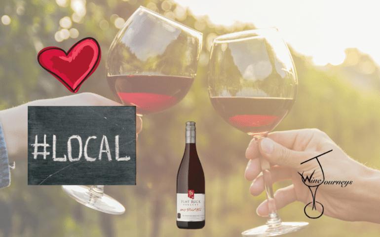 Love Local – We Take a Look at Flat Rock Cellars