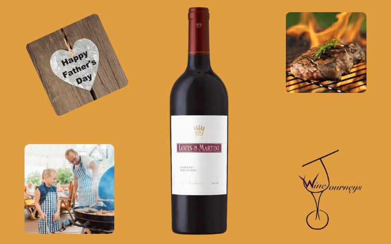 Weekend Wine: Louis M. Martini Sonoma County Cabernet Sauvignon 2018