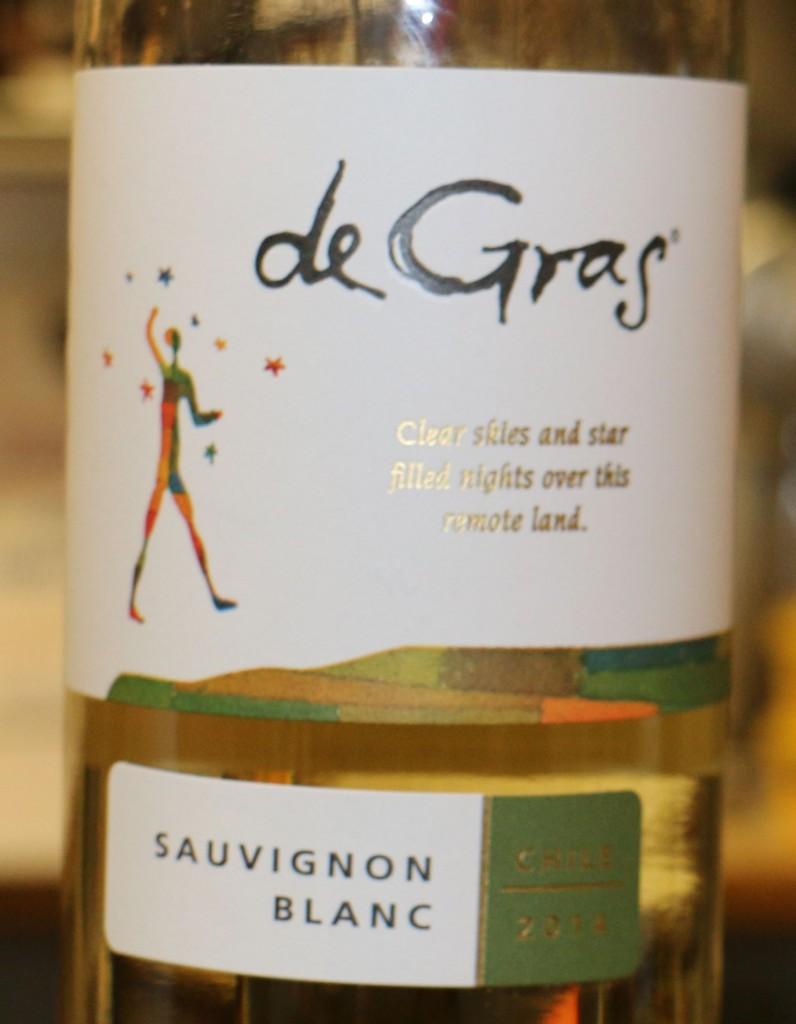 #15 Part 2 Sauvignon Label
