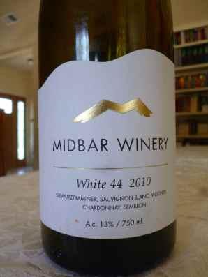 2010 Midbar White 44