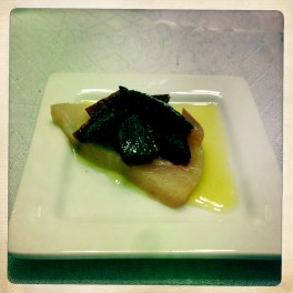 Japanese Hamachi, Beets, Citrus, Olive Oil