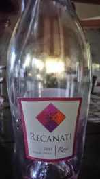 2013 Recanati Rose