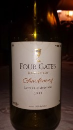 1997 Four Gates Chardonnay