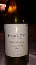 2007 Four Gates Chardonnay