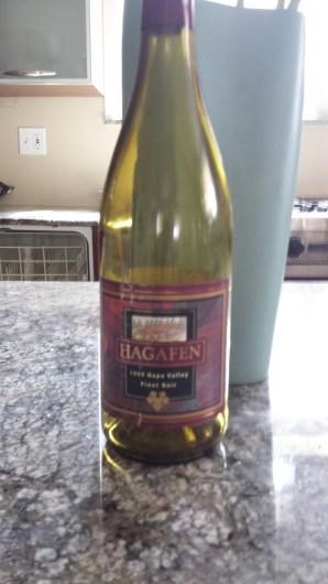 1999 Hagafen Pinot Noir
