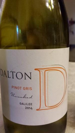2014 Dalton Pinot Gris