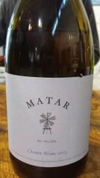 2013 Matar Chenin Blanc