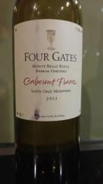 2013 Four Gates Cabernet Franc