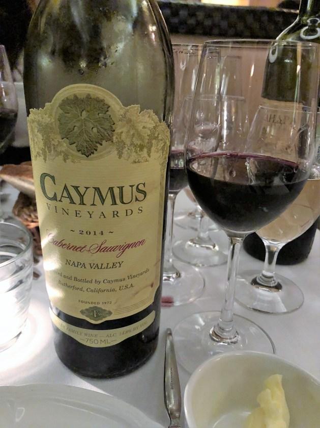 ワグナー・ファミリー・オブ・ワイン/ケイマス・ヴィンヤーズ カベルネ・ソーヴィニヨン2014