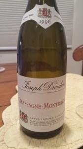 Joseph Drouhin, Chassagne-Montrachet 1996 #3