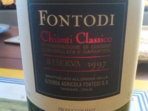 Felsina Sorbo 1997 #1