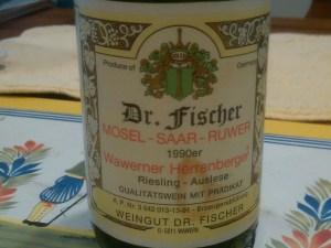Fischer Auslese 1990 #4