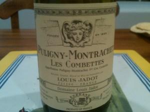 Jadot Puligny Combettes 2010 #1
