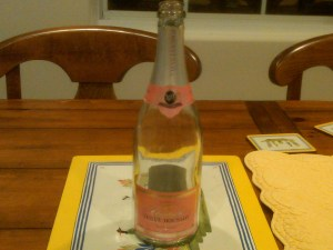 Doussot Rose NV #2