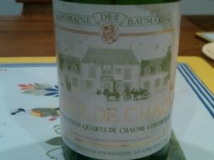 Baumard Chaume 1995 #1