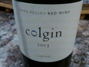 Colgin Cariad 2003