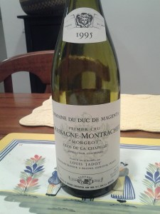 Jadot Morgeot Chapelle Rouge 1995