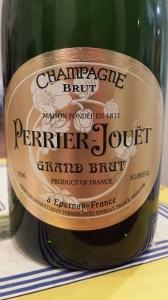 Perrier-Jouet Grand Brut #6
