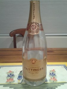 Taittinger Rose Prestige NV #1