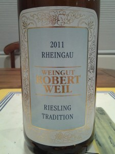 Weil Tradition 2011