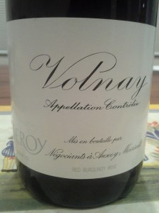 Leroy Volnay 2002