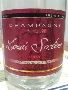 Louis Sostene Cuvee LSR Rose NV