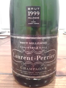 Laurent Perrier Vintage Brut 1999 #1