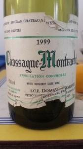 Ramonet Chassagne 1999 #3
