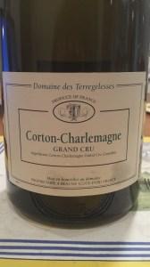 Terregelesses Corton Charlemagne 2004 #3