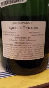 Ruelle-Pertois BdB NV #1