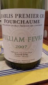 Fevre Fourchaume 2007 #1