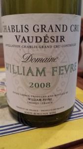 Fevre Vaudesir 2008 #1