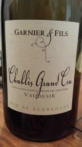 Garnier Vaudesir 2008