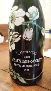 Perrier-Jouet Fleur 1988 #1