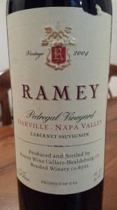 Ramey Pedregal 2004