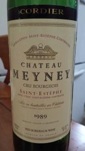 Meyney 1989 #1