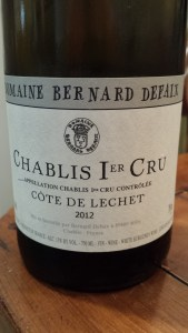 Defaix Lechet 2012 #1