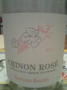 Baudry Rose 2012 #1