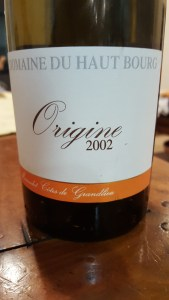 Haut Bourg 2002