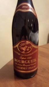 Chanteleuserie Bourgueil 2014