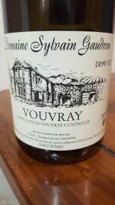 Gaudron Vouvray Demi-Sec 2014