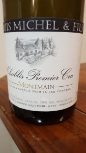 Louis Michel Chablis Montmains 2014