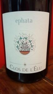 L'Elu Ephata 2012